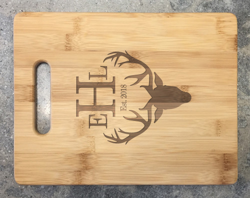 Cutting Board - Deer