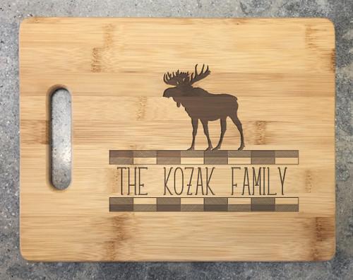 Cutting Board - Elk