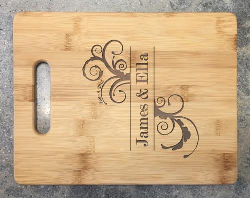 Cutting Board - James