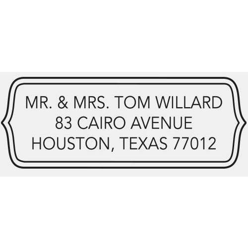 Wood Rubber Stamps Value Package - Willard