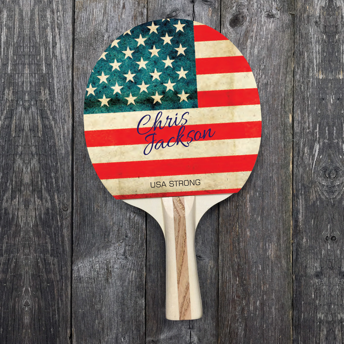 Custom Ping Pong Paddles