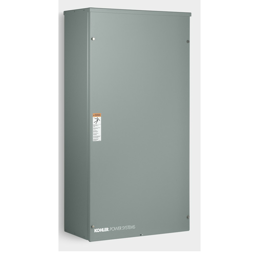 Kohler RDT-CFNC-200BSE 200A 1ph-120/240V Service Rated Nema 3R Automatic Transfer Switch with 42-circuit Load Center