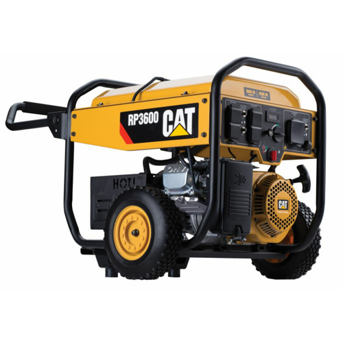 CAT RP3600 3600W Portable Generator (CARB Compliant) (502-3684)