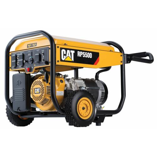 CAT RP5500 5500W Portable Generator (CARB Compliant)
