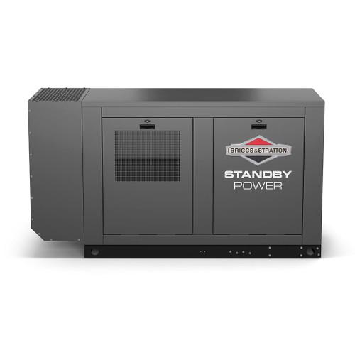 Briggs & Stratton 80007 80kW 1ph-120/208V LP Generator