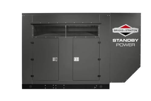 Briggs & Stratton 80022 150kW 3ph-120/240V NG Generator