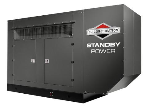 Briggs & Stratton 80027 200kW 3ph-120/240V NG Generator