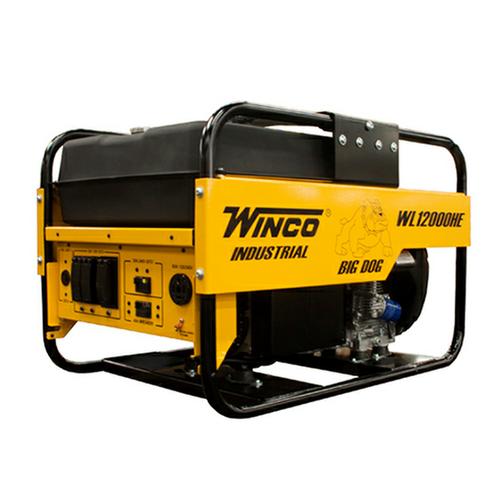 WINCO WL12000HE-03/A 10800W 50A Electric Start Portable Generator