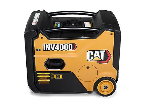 CAT INV4000E 3200W Electric Start Portable Inverter Generator