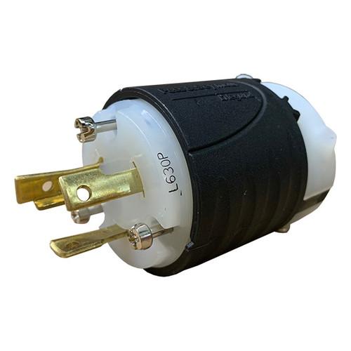 WINCO 64697-000 30A NEMA L6-30P Plug