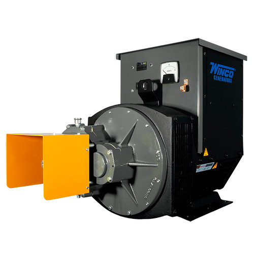WINCO 50PTOT4-04 50kW 3-Phase 120/208V 1000 RPM PTO Generator