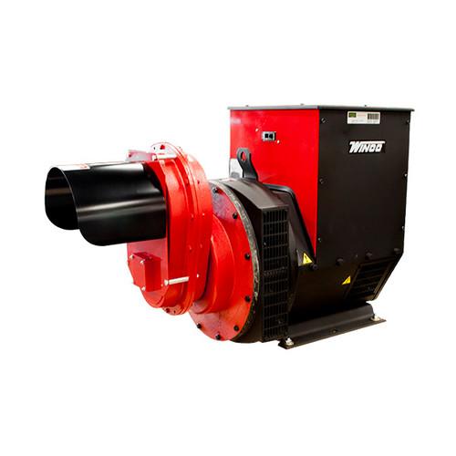 WINCO W85PTOS-21 85kW 3-Phase 346/600V 1000 RPM PTO Generator