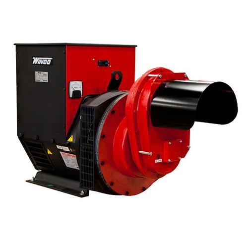WINCO W120PTOS-21 120kW 3-Phase 346/600V 1000 RPM PTO Generator