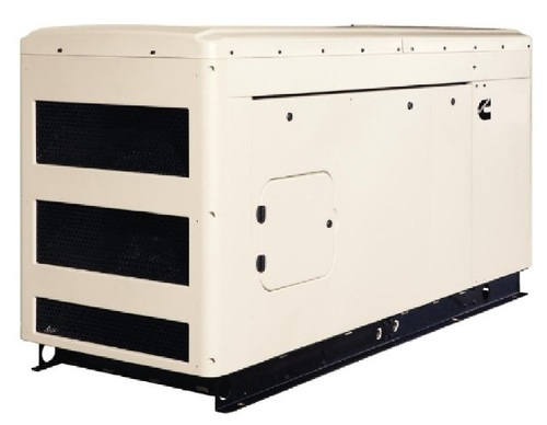 Cummins C50D6 50kW QuietConnect Series Diesel Generator