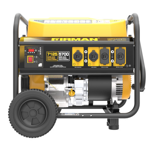 Firman P05701 5700W Portable Generator
