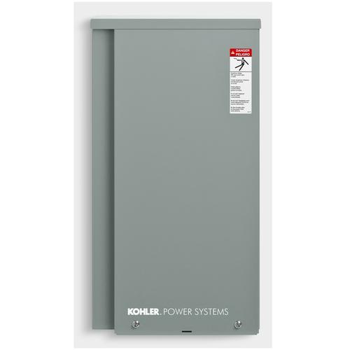 Kohler RXT-JFNC-0200A 200A 100A 1Ø-120/240V Nema 3R Automatic Transfer Switch