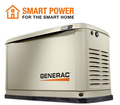 Generac 7223 14kW Guardian Generator with Wi-Fi