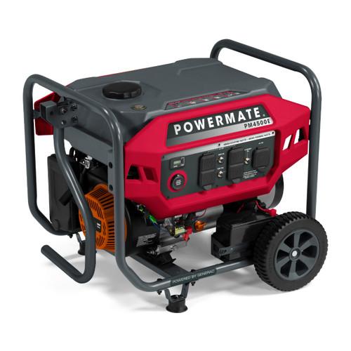 Powermate PM4500E 4500W Electric Start Portable Generator