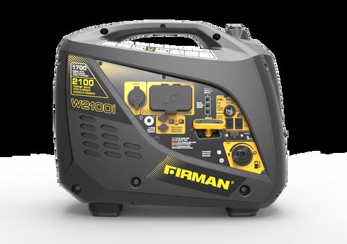 Firman W01781 1700W Portable Inverter Generator