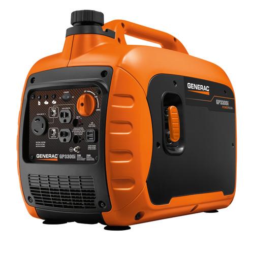 Generac 7154 GP3300i 3300 Watt Portable Inverter Generator