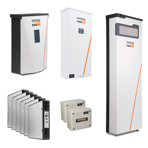 Generac PWRcell 18kWh Managed Whole House Package