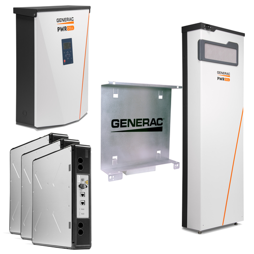Generac PWRcell 9kWh Basics Package