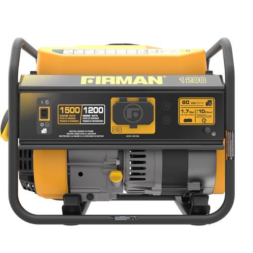 Firman P01201 1200W Portable Generator