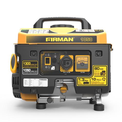 Firman P01001 1050W Portable Generator