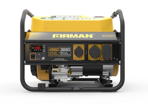 Firman P03607 3650W Portable Generator