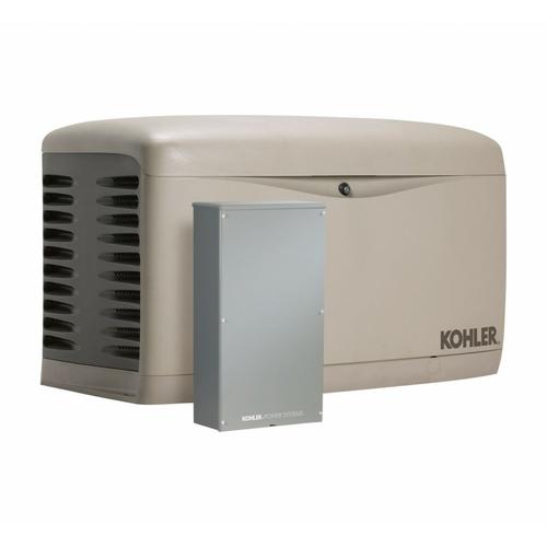Kohler 20RESAL-200SELS 20kW Generator with 200A SE Transfer Switch