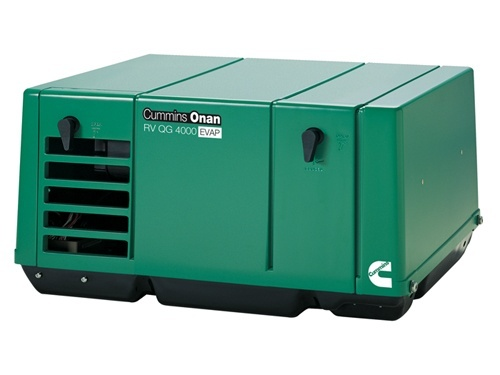 Cummins Onan 4KYFA-6747 QG 4000W EVAP Gasoline RV Generator