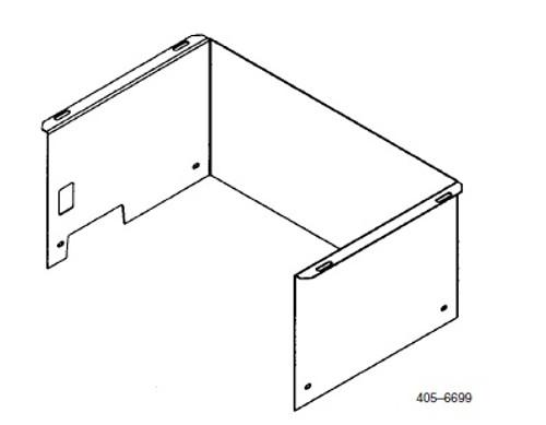 Cummins Onan 026-00474 Under Floor Mount Kit