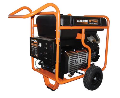 Generac 5735 GP17500E 17500W Electric Start Portable Generator