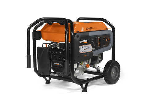 Generac 7680 GP6500 6500W Portable Generator