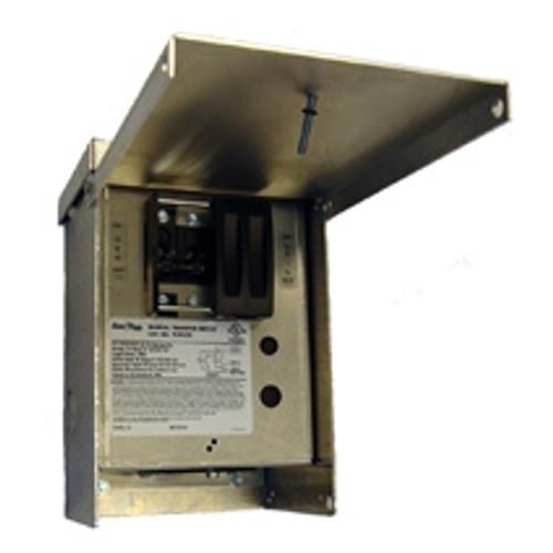 Generac 6377 30A 125/250V Single Circuit Nema 3R Manual Transfer Switch