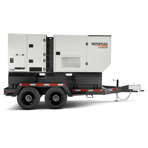 Generac MD175DF4 138/140kW Mobile Diesel Generator with John Deere Engine