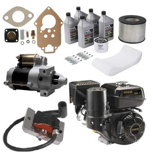 Kohler GM16703 Oil Filter