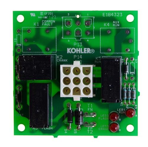 Kohler GM29671 PCB Assembly Relay Board 12V