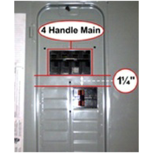 Interlock Kit K-1010 for Siemens, ITE & Murray Panels