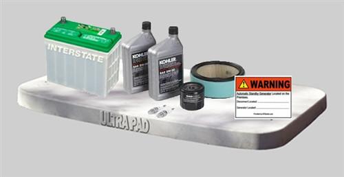 Premium Starter Package for Kohler 14RESA(L)