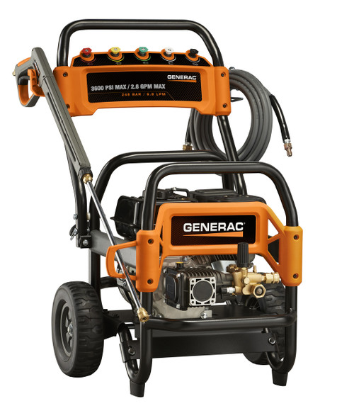Generac 6924 3600 PSI Commercial Pressure Washer