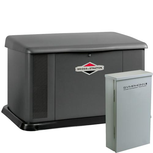 Briggs & Stratton 40567 17kW Generator with 150A SE Transfer Switch