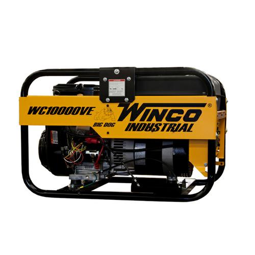 Winco W10000VE 9600W Electric Start Portable Engine