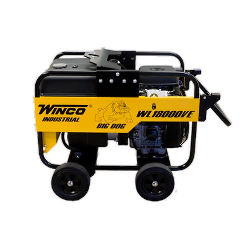 WINCO WL18000VE-03/A 15000W Electric Start Portable Generator