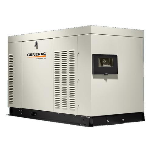 Generac RG02724 Protector QS Series 27kW Generator