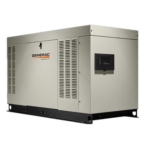 Generac RG04845 Protector QS Series 48kW Generator