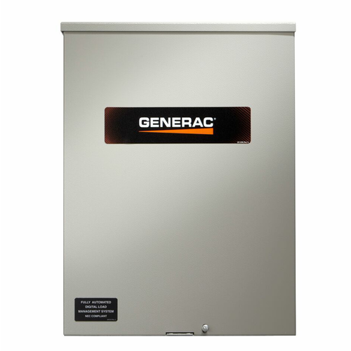 Generac RXSC100A3 100A 1Ø-120/240V Nema 3R Automatic Transfer Switch