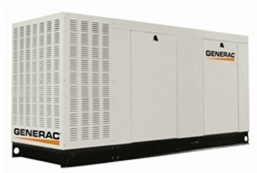 Generac RG08045 Protector QS Series 80kW Generator