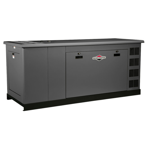 Briggs & Stratton 76355 48kW 3-Phase 277/480V Generator with InteliLite Controller