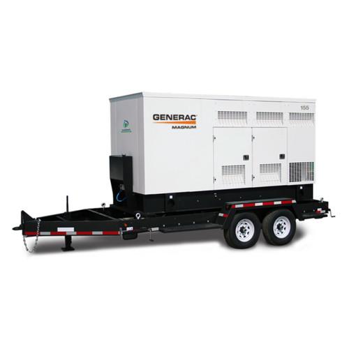Generac MMG155 132kW Mobile Gaseous Generator